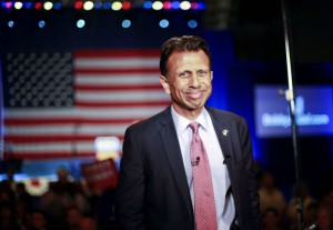 LA BOOBY JINDAL ANNOUNCES RUN FOR PRESIDENT
