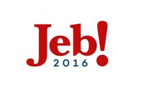 Jeb Bush ha diffuso su twitter il suo logo elettorale