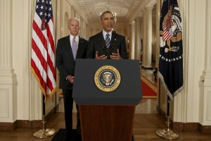 Barack Obama speaks about the Iran nuclear deal