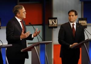 ++ Bush attacca Hillary, non crede in leadership Usa ++