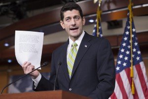 Speaker of the House Ryan comments on immigration and Syria