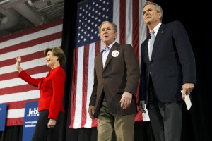 Usa 2016: George W. Bush contro Trump, 'no a incendiari'
