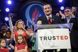 Usa 2016: Cruz, solo io batto Trump