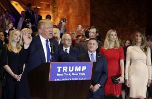 Usa 2016: Ny incorona Donald Trump e Hillary Clinton