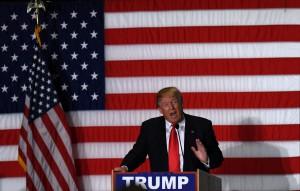 lapresse - giordano - Usa 2016, Donald Trump in campagna elettorale nello Iowa