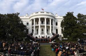 Washington, approvata la riforma delle tasse proposta dal presidente Trump