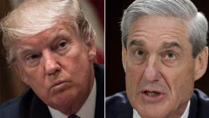 Trump e Mueller