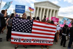 """La Corte Suprema Usa conferma la validità del """"travel ban"""" di Trump La Corte Suprema Usa conferma la validità del """"travel ban"""" di Trump"""