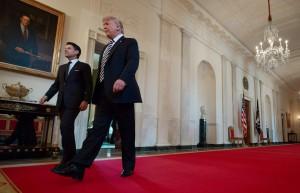 Trump riceve Conte alla Casa Bianca