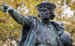 statua Cristoforo Colombo