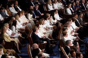 Il discorso di Donald Trump al Congresso