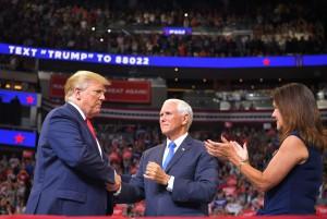 Orlando, Donald Trump lancia ufficialmente la sua campagna per il 2020