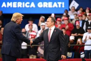 Trump  e Bevin