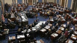 Impeachment Trump,  Senato