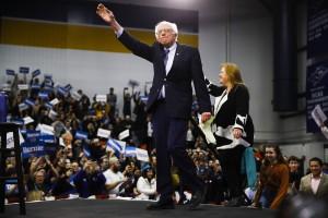 Elezioni Usa 2020, Bernie Sanders in campagna elettorale