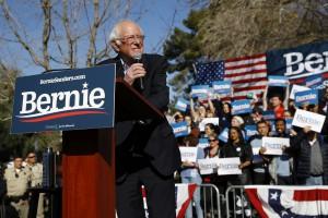 Bernie Sanders a Las Vegas