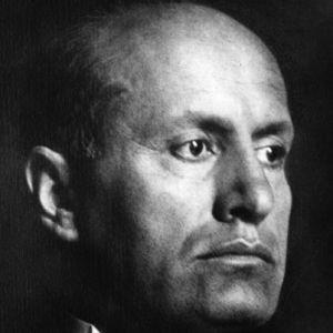 Benito Mussolini 1