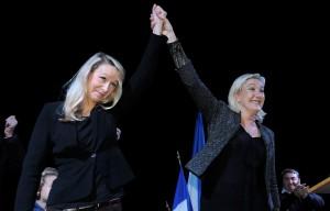 Marion-Marechal-Le-Pen-et-Marine-Le-Pen