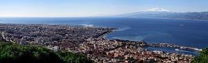 Panorama di Reggio Calabria