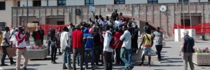 Immigrato ucciso: protesta a San Ferdinando