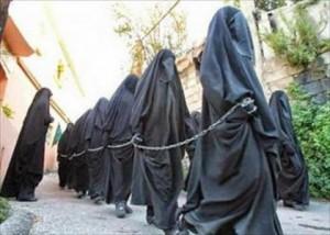 1islam-stato-islamico-donne-schiave-catene