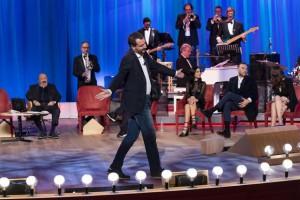 Salvini al Maurizio Costanzo Show