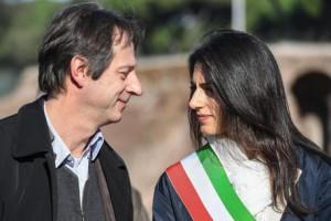 Luca Bergamo Virginia Raggi
