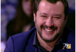 Salvini a PiazzaPulita