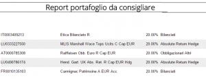 PORTAFOGLIO 50.000 EURO CON 5 FONDI