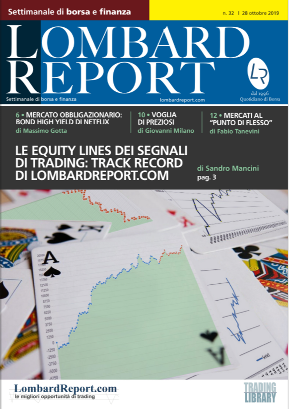 Le equity line di LombardReport.com