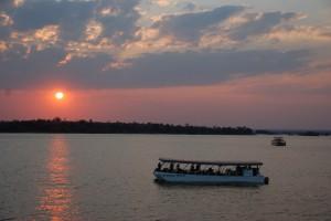 Crociera sul fiume Zambesi