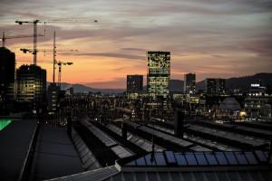Prime Tower @Zurich Tourismus:Agi Simoes