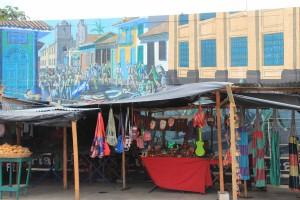 I coloratissimi murales di León
