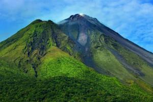 L'Arenal è il vulcano più attivo del Costa Rica. Foto di Carlos Sanchez Alonso