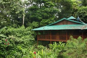 Il Selva Verde è un lodge elegante in legno pregiato a Sarapiquì
