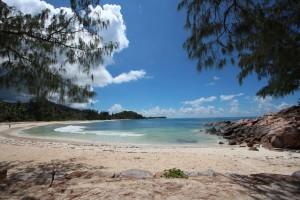 Grande Anse Kerlan, spiaggia protetta dove le tartarughe depositano le uova