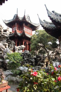 IL giardino Yu yuan di epoca Ming a Shanghai