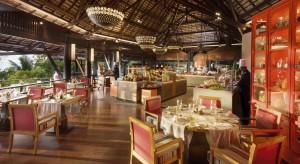 Il Legend Restaurant offre eleganti buffet la sera