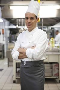 Lo Chef Michele Bruseghin, campione di leggerezza e gusto