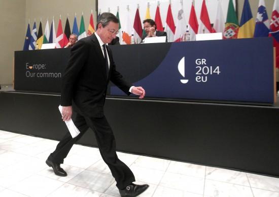 Draghi-Grecia
