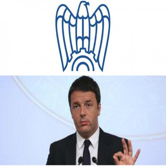 Renzi Confindustria