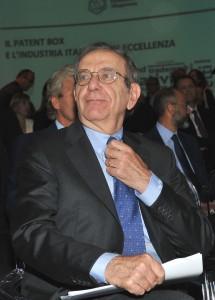 MINISTRO   ECONOMIA   PIERCARLO   PADOAN