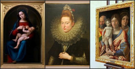 Mantegna e Tintoretto