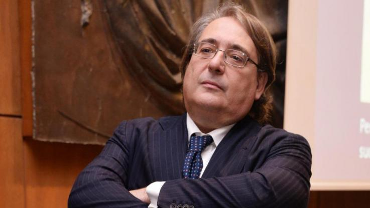 Roberto Napoletano (LaPresse)