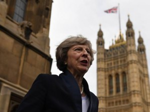 Theresa May 01 (LaPresse)