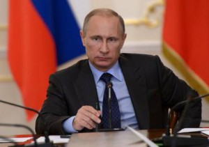 Vladimir Putin 01 (LaPresse)