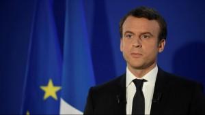 Macron (LaPresse)