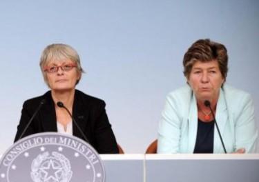 Conferenza stampa dei sindacati dopo l'incontro con il Governo