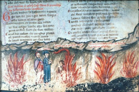 Inferno XXVII
